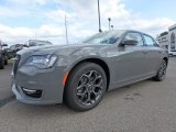 2018 Chrysler 300 Ceramic Grey
