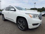2018 GMC Acadia Denali AWD Data, Info and Specs