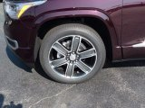GMC Acadia 2018 Wheels and Tires