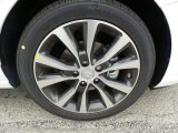 Hyundai Elantra GT Wheels and Tires