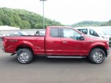 2018 Ruby Red Ford F150 XLT SuperCab 4x4 #122498900