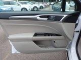 2017 Ford Fusion Hybrid SE Door Panel