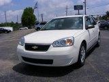 2007 White Chevrolet Malibu Maxx LS Wagon #12238413