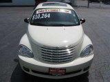 2007 Cool Vanilla White Chrysler PT Cruiser Limited #12244511