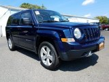 2014 True Blue Pearl Jeep Patriot Limited 4x4 #122521387
