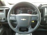 2017 Chevrolet Silverado 1500 WT Crew Cab Steering Wheel