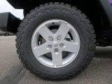 2017 Jeep Wrangler Unlimited Sport 4x4 Wheel