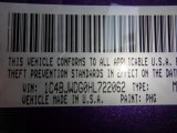 2017 Wrangler Unlimited Color Code for Extreme Purple - Color Code: PHG