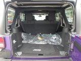 2017 Jeep Wrangler Unlimited Sport 4x4 Trunk