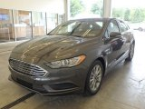 2017 Ford Fusion SE Front 3/4 View