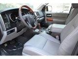 Toyota Sequoia Interiors