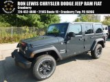 2017 Rhino Jeep Wrangler Unlimited Sport 4x4 #122572308