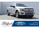 2018 Ingot Silver Ford F150 XLT SuperCrew #122582874