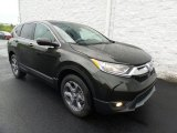 2017 Dark Olive Metallic Honda CR-V EX-L AWD #122582786