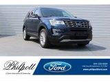 2017 Blue Jeans Ford Explorer XLT #122582869