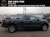 2018 Blue Jeans Ford F150 STX SuperCab 4x4 #122582774