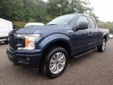 2018 Ford F150 Blue Jeans