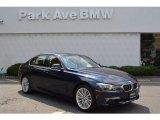 2015 Imperial Blue Metallic BMW 3 Series 328i xDrive Sedan #122582763