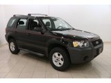 2006 Black Ford Escape XLS 4WD #122601537