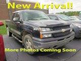 2003 Black Chevrolet Silverado 1500 LT Extended Cab 4x4 #122601467