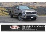 2018 Magnetic Gray Metallic Toyota Tundra SR5 Double Cab 4x4 #122601267