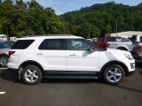 2017 Oxford White Ford Explorer XLT 4WD #122601408