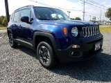2017 Jetset Blue Jeep Renegade Latitude 4x4 #122622858