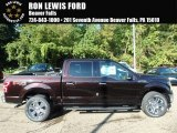 2018 Magma Red Ford F150 XLT SuperCrew 4x4 #122646198