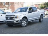 2018 Ingot Silver Ford F150 XLT SuperCrew 4x4 #122646292