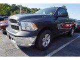2014 Mineral Gray Metallic Ram 1500 Tradesman Regular Cab #122646276