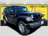2017 Black Jeep Wrangler Unlimited Sport 4x4 #122646153