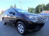 2014 Crystal Black Pearl Honda CR-V LX AWD #122671920