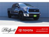 2018 Magnetic Gray Metallic Toyota Tundra TSS CrewMax 4x4 #122671974