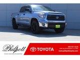 2018 Silver Sky Metallic Toyota Tundra SR5 CrewMax 4x4 #122671973