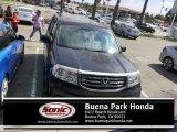 2014 Crystal Black Pearl Honda Pilot Touring #122681193