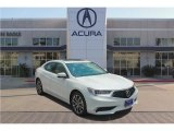 2018 Bellanova White Pearl Acura TLX V6 SH-AWD Sedan #122684146