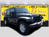 2017 Black Jeep Wrangler Unlimited Sport 4x4 #122684139