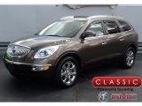 2009 Cocoa Metallic Buick Enclave CXL AWD #122684347