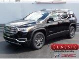 2018 Ebony Twilight Metallic GMC Acadia SLT AWD #122684344