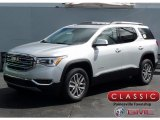 2018 Quicksilver Metallic GMC Acadia SLE AWD #122684342