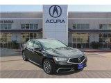 2018 Crystal Black Pearl Acura TLX V6 Technology Sedan #122684158