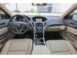 2018 Acura TLX Technology Sedan Parchment Interior