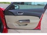 2018 Acura TLX Technology Sedan Door Panel