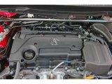 2018 Acura TLX Technology Sedan 2.4 Liter DOHC 16-Valve i-VTEC 4 Cylinder Engine