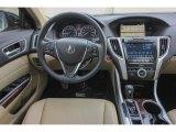 2018 Acura TLX Technology Sedan Dashboard
