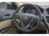 2018 Acura TLX Technology Sedan Steering Wheel