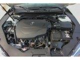 2018 Acura TLX V6 SH-AWD Technology Sedan 3.5 Liter SOHC 24-Valve i-VTEC V6 Engine