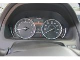 2018 Acura TLX V6 SH-AWD Technology Sedan Gauges