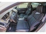 2018 Acura TLX V6 SH-AWD Technology Sedan Front Seat