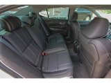 2018 Acura TLX V6 SH-AWD Technology Sedan Rear Seat